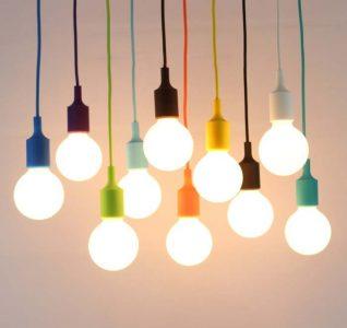 Art-Deco-pendant-lamps-Modern-pendant-lights-13-colors-DIY-Hanging-Lamps-Pendant-Lighting-1M-length